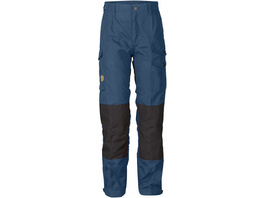Fjällräven Abisko Midsummer Trousers W Reg Damen Trekkinghose dark navy blau