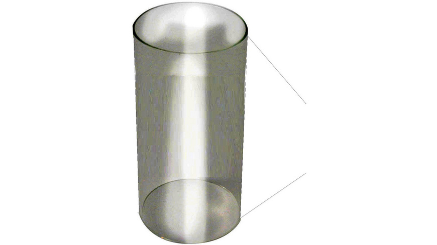 UCO - Glas Kerzenlaterne UCO - Campinglampen Laternen