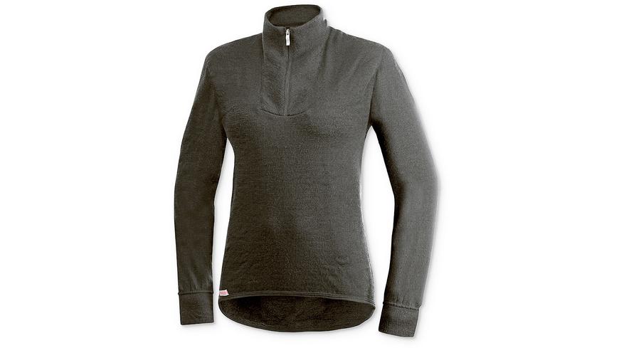 Woolpower - Woolpower Hemd Polo Womens - Lange Oberteile