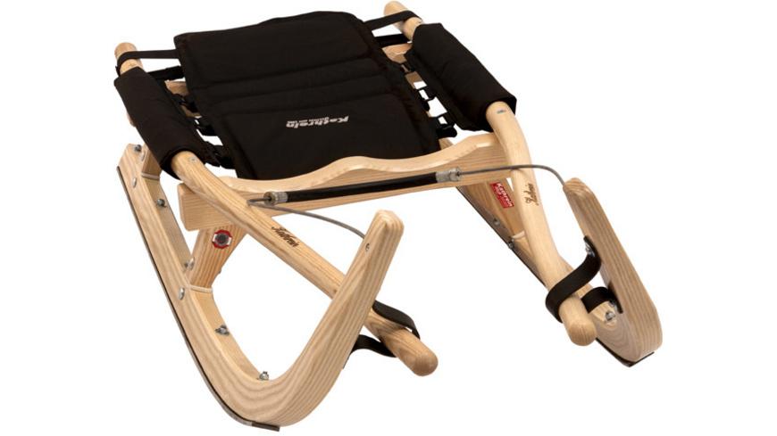 Kathrein - Rennsportrodel Einsitzer 120cm - Spiel Spass
