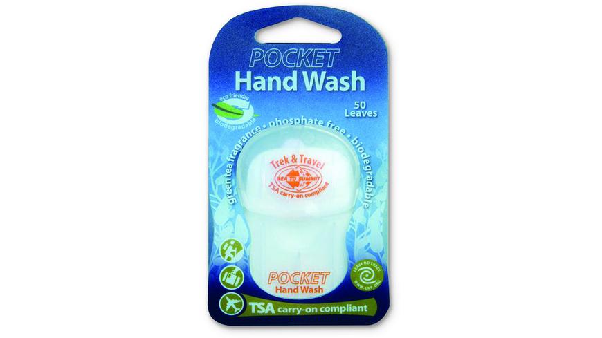 Sea to Summit - Pocket Hand Wash - Seifen Hygieneartikel