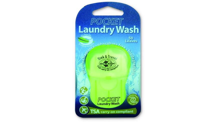 Sea to Summit - Pocket Laundry Wash - Seifen Hygieneartikel