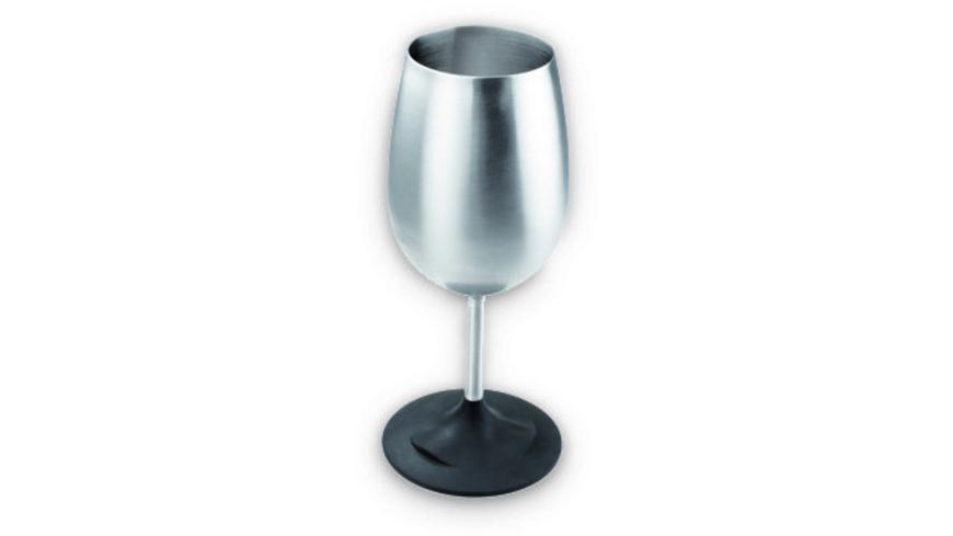 GSI Outdoors - Weinglas Stainless - Campinggeschirr Besteck