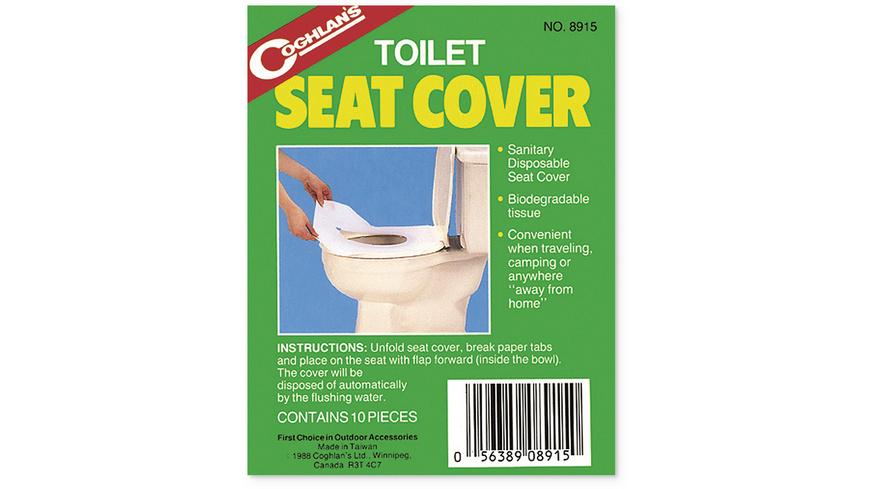 Coghlans - Toilettenauflagen - Seifen Hygieneartikel