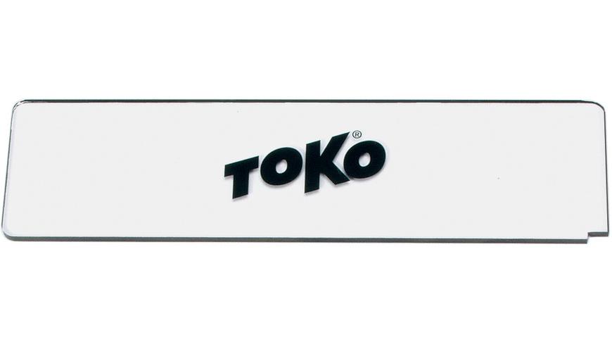Toko - Plexi Blade 4mm - Skiwachs Werkzeug