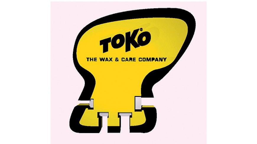 Toko - Scarper Sharpener - Skiwachs Werkzeug