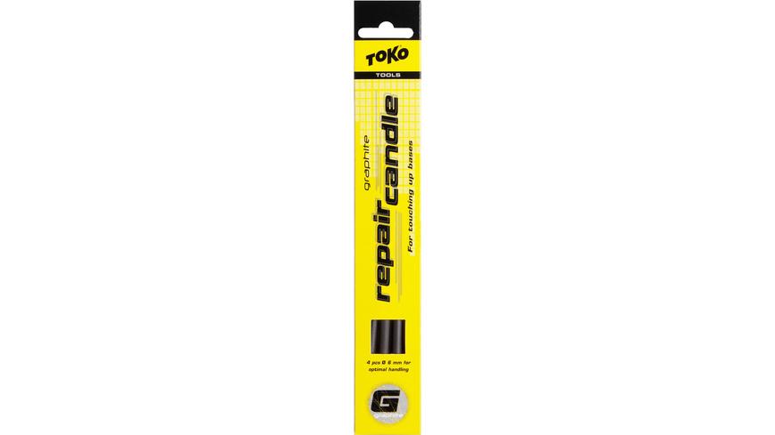 Toko - Repair Candle 6mm graphit - Skiwachs Werkzeug