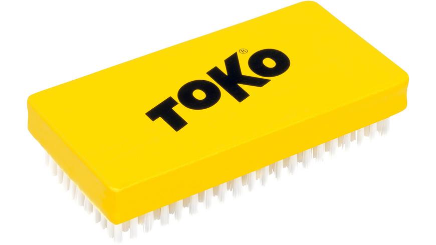 Toko - Base Brush Nylon - Skiwachs Werkzeug