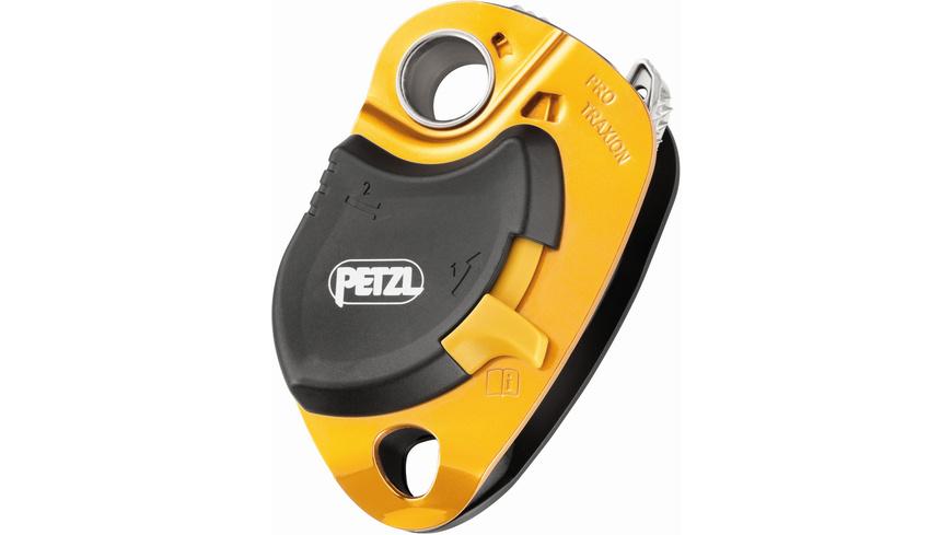 Petzl - Pro Traxion - Klemmgeraete