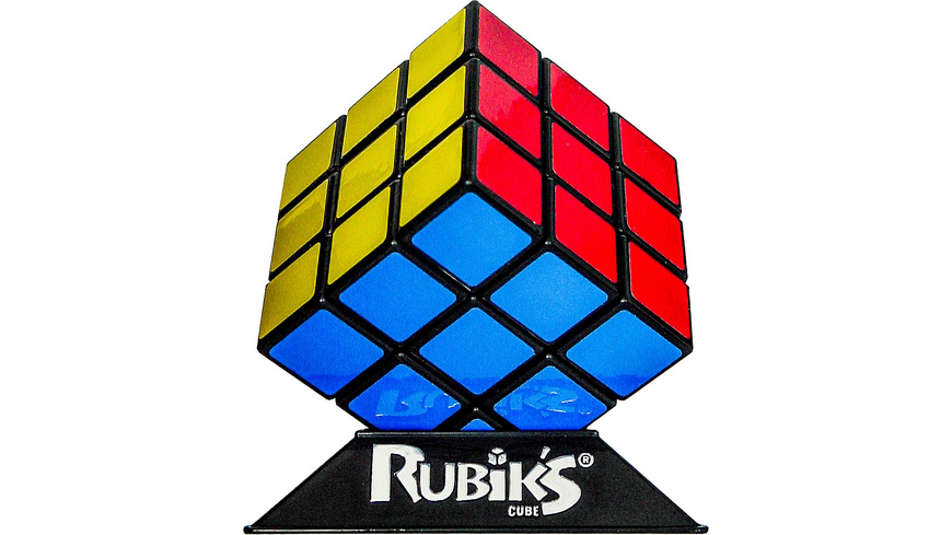 Jumbo Rubiks - Rubiks Cube 3x3 - Spiel Spass