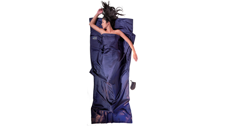 Cocoon - TravelSheet 100 Ripstop Silk - Schlafen Zubehoer