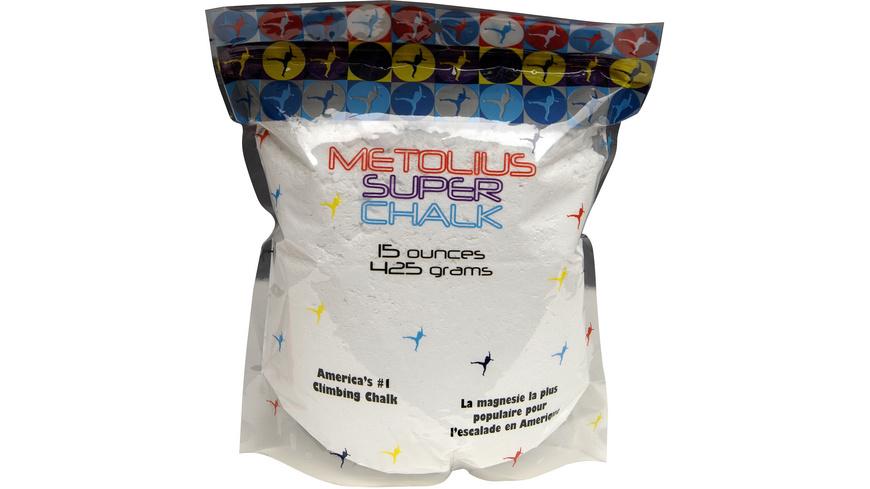 Metolius - Super Chalk 425 g - Magnesium