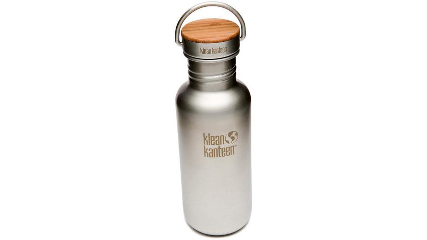 Klean Kanteen - Reflect Bamboo Cap 532ml - Trinkflaschen