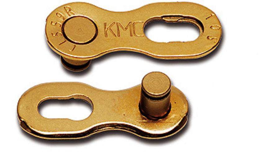 KMC - MissingLink 11f gold 2 Stk - Velowerkzeug