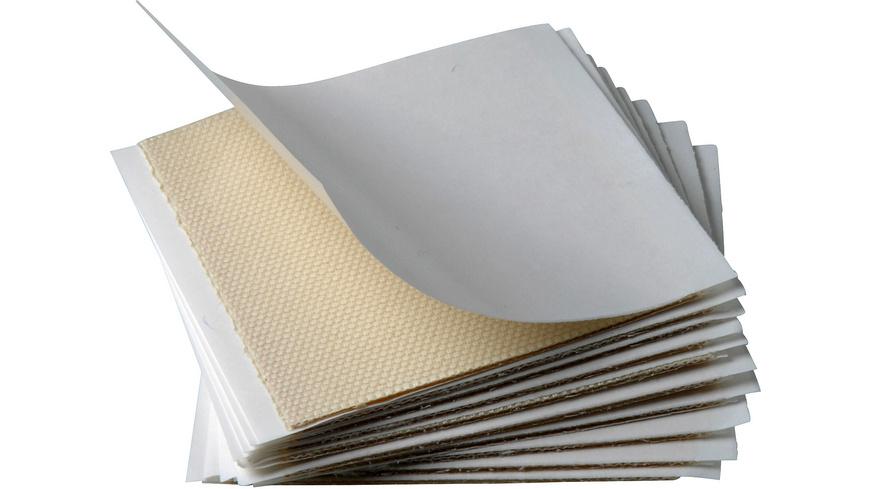 Coll Tex - Quicktex Set mit 10 Blatt 6X10cm - Skifelle