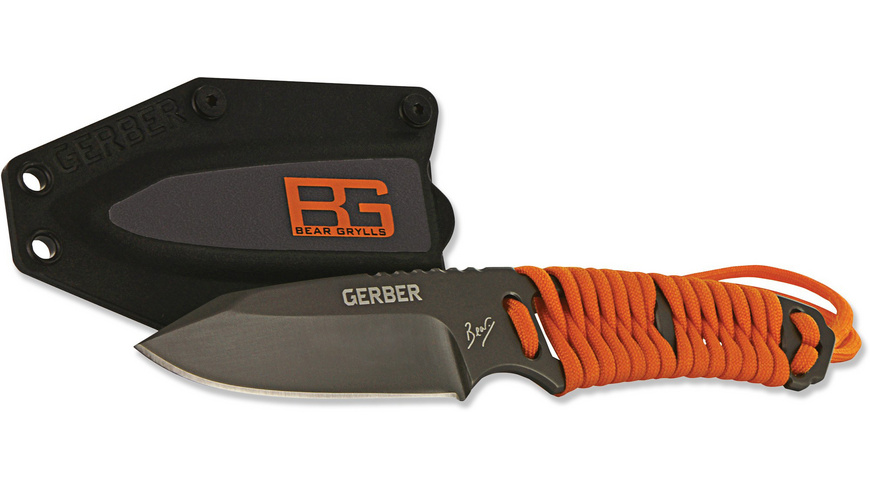Gerber - Paracord Fixed Blade - Outdoor Messer