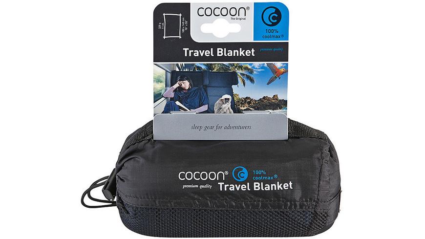Cocoon - Coolmax Travel Blanket - Schlafen Zubehoer