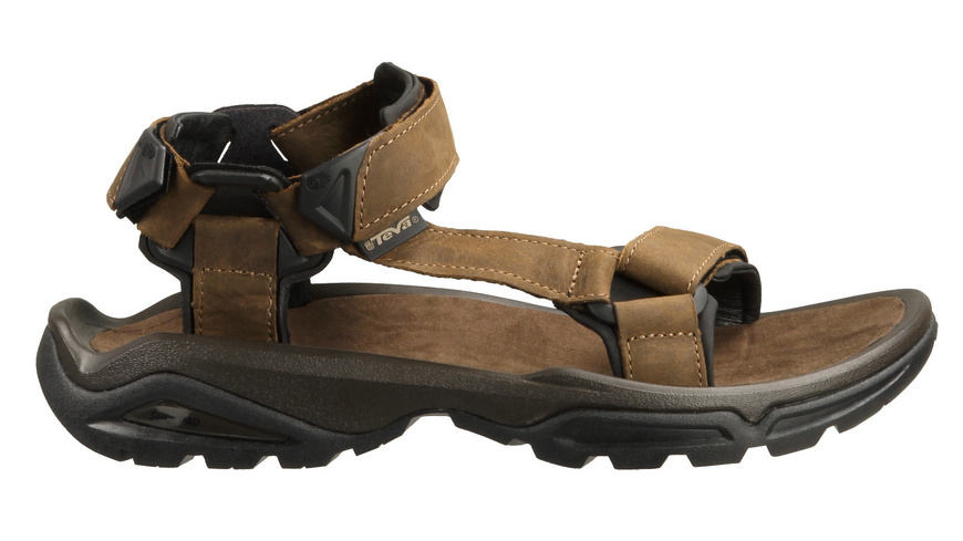 Teva - Terra Fi 4 Leather - Trekkingsandalen