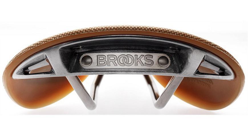 Brooks - Cambium C17 S - Velosaettel