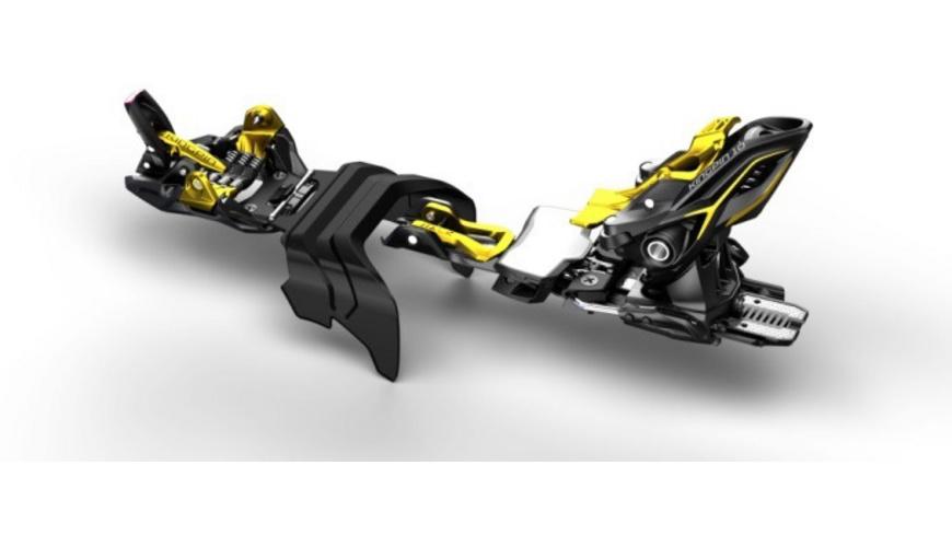Marker - Crampon Pintech - Skibindungen