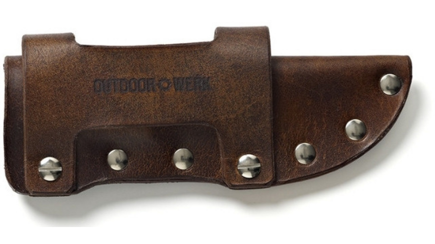 Outdoorwerk - Lederscheide OW3 - Outdoor Messer