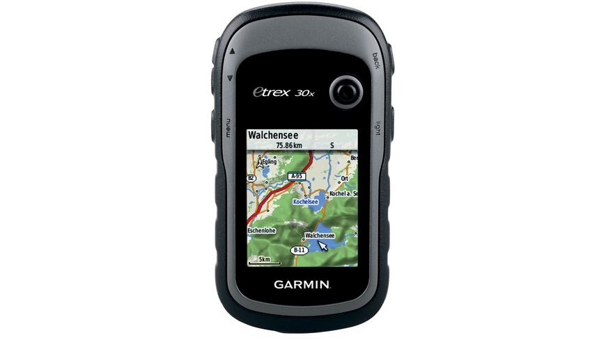 Garmin - eTrex 30x - GPS