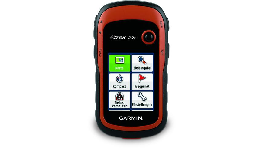 Garmin - eTrex 20x - GPS