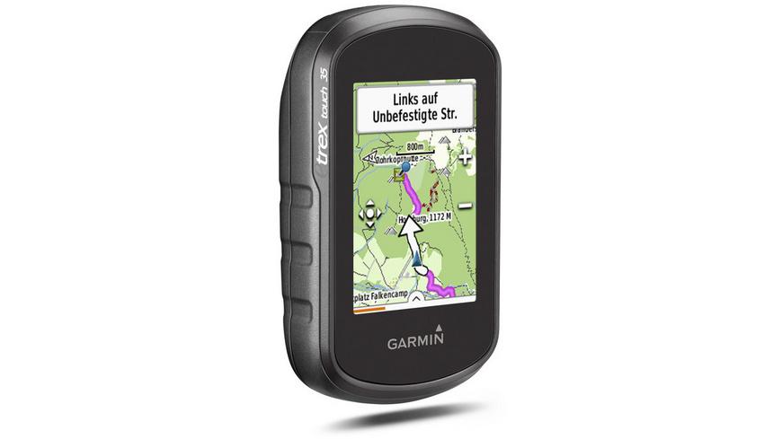 Garmin - eTrex Touch 35 - GPS