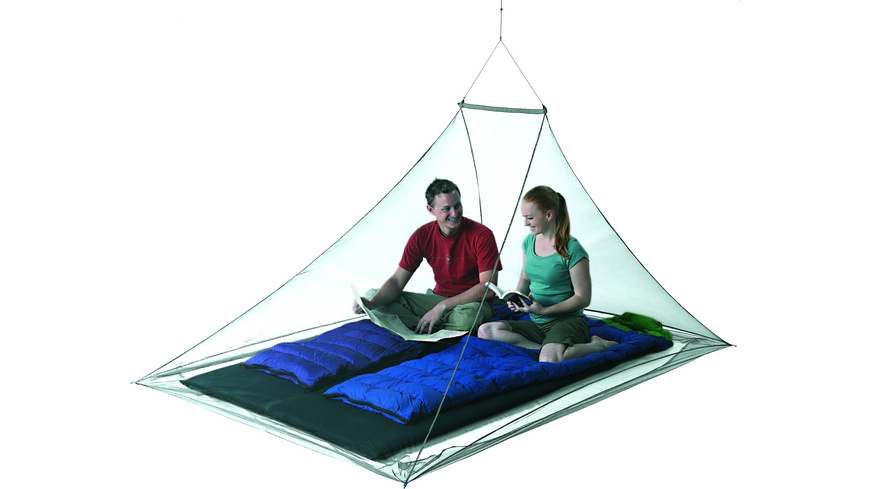 Sea to Summit - Nano Mosquito Net Double - Moskitonetze
