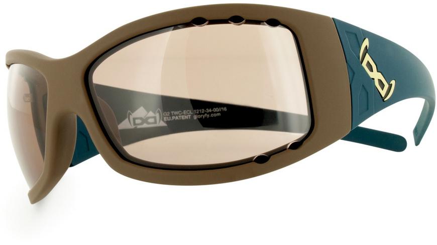 Gloryfy - G2 Twice Eclipse Air TR - Sonnenbrillen