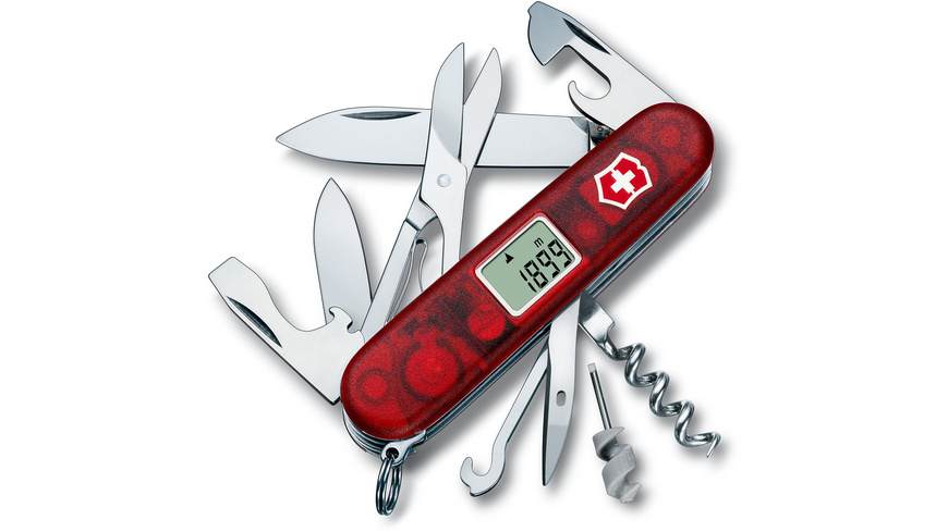 Victorinox - Traveller mit Altimeter - Outdoor Messer