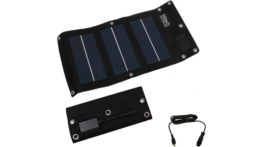 SIStech - Solarflex 5V5W - Ladegeraete