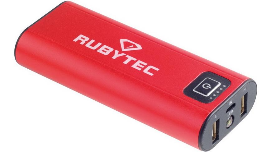 Rubytec - KEA Powerstation 5000 mAh - Powerbank