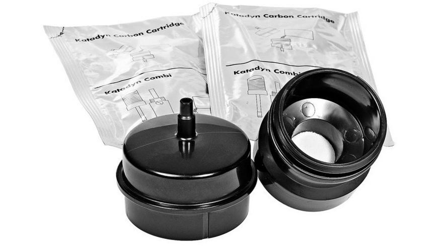 Katadyn - Flaschenadapter fuer Aktivkohle - Wasserfilter Entkeimungsmittel