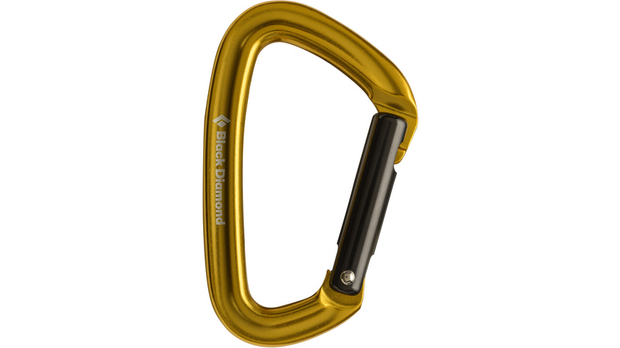 Black Diamond - Positron straight - Karabiner