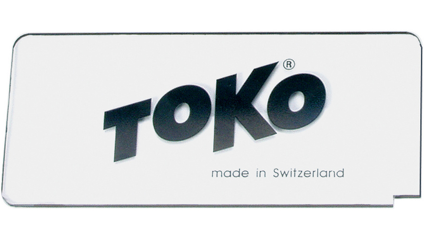 Toko - Plexi Balde 3mm - Skiwachs Werkzeug