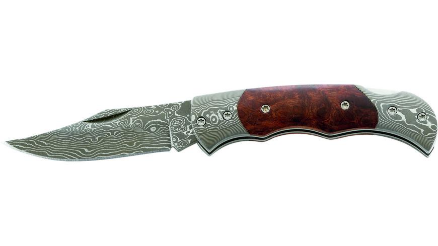 Herbertz - Damaszener Taschenmesser - Outdoor Messer