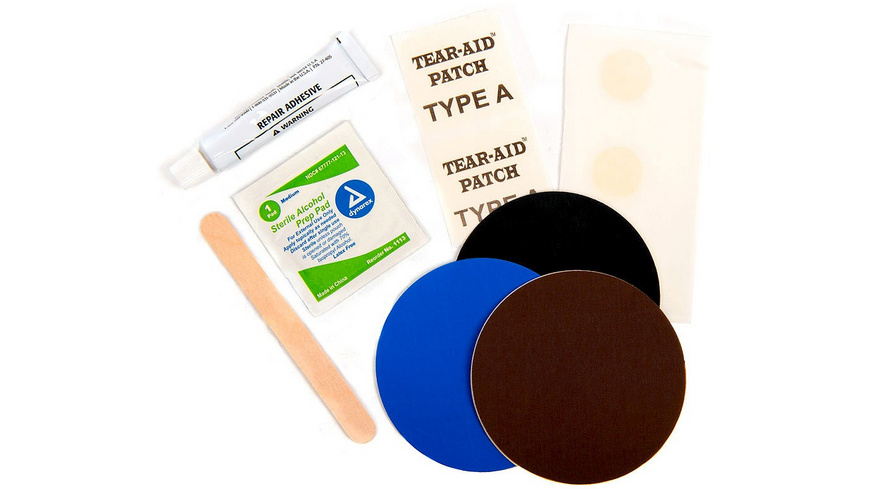 ThermaRest - Permanent Home Repair Kit - Isomatten