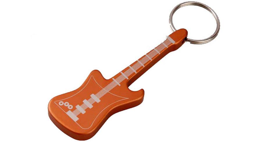 Munkees - Flachenoeffner Gitarre - Taschen Koffer Zubehoer