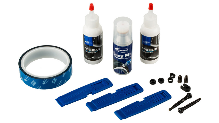 Schwalbe - Tubeless Easy Kit - Velopneus