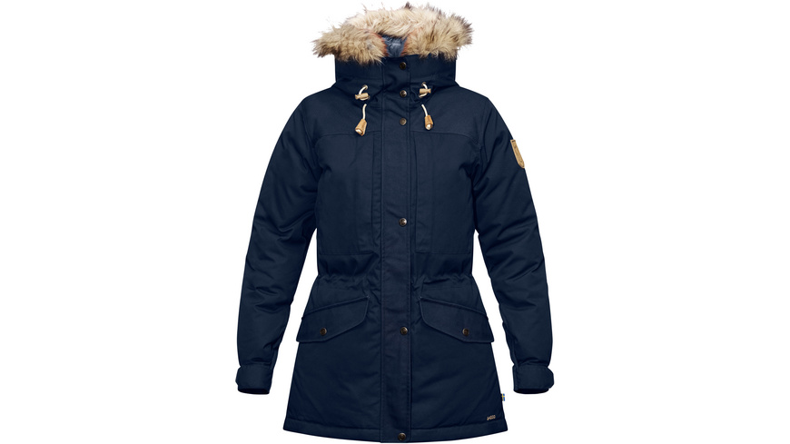 Fjaellraeven - Singi Down Jacket W - Maentel