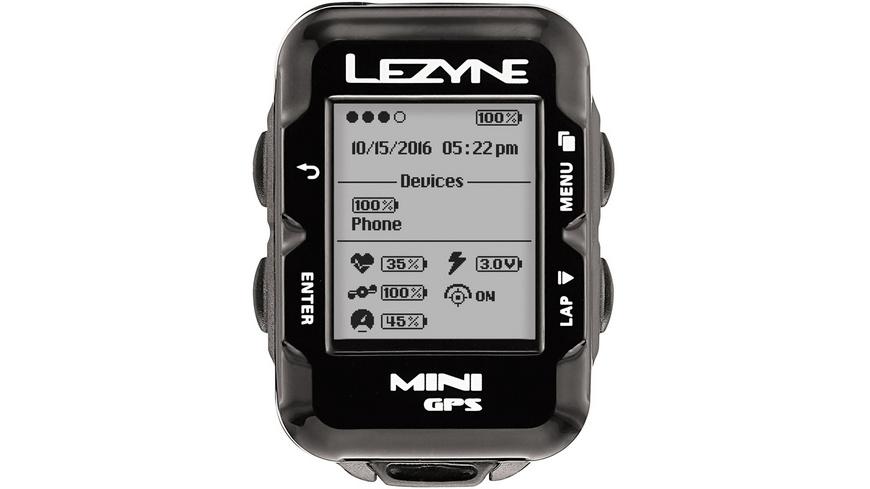 Lezyne - Mini GPS - Velocomputer