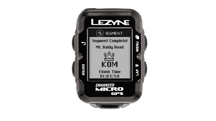 Lezyne - Micro GPS - Velocomputer