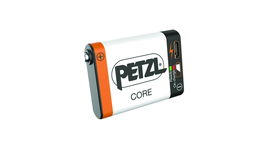 Petzl - Core - Stirnlampen