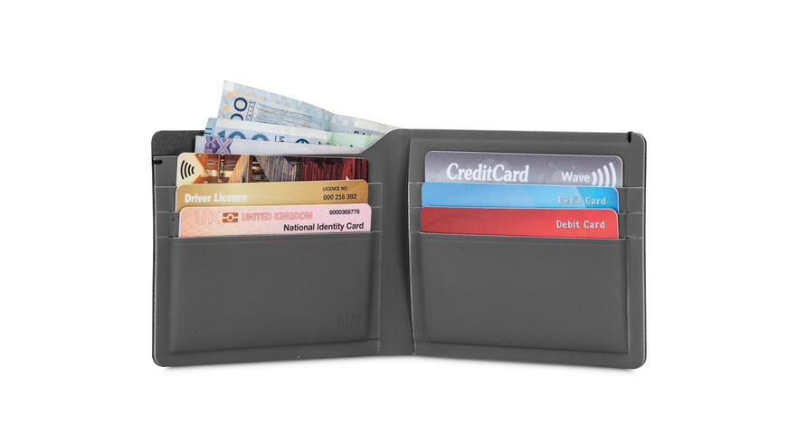 Pacsafe - RFIDsafe TEC Bifold Wallet - Portemonnaies Dokumententaschen