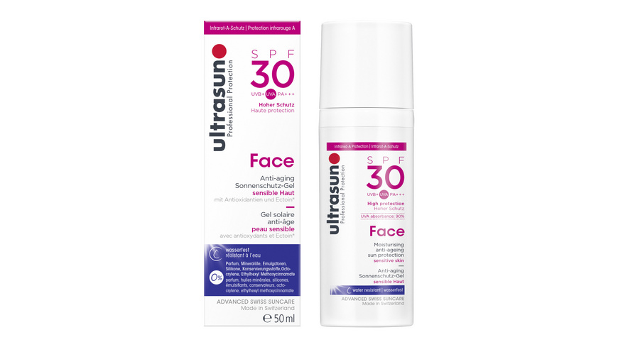 Ultrasun - Face SPF30 - Sonnencremes