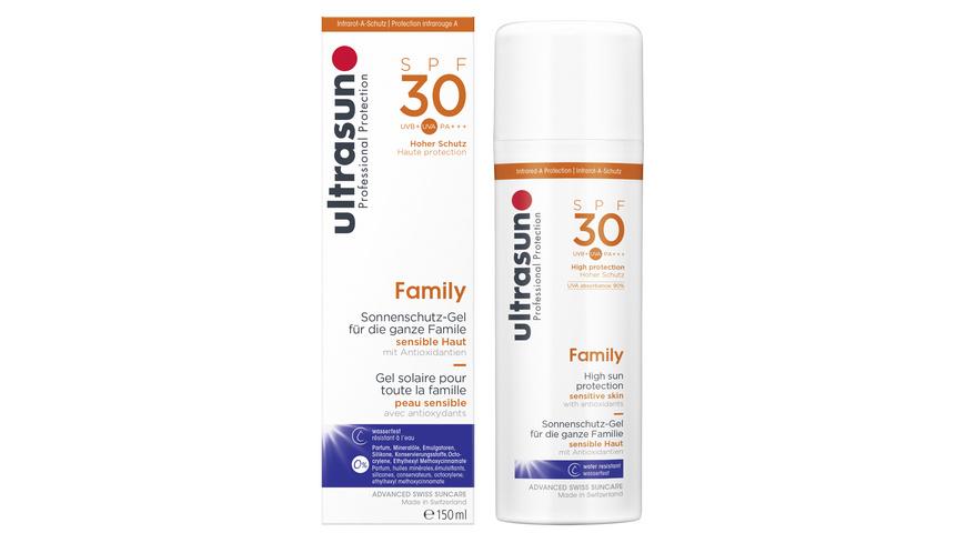 Ultrasun - Family SPF30 - Sonnencremes
