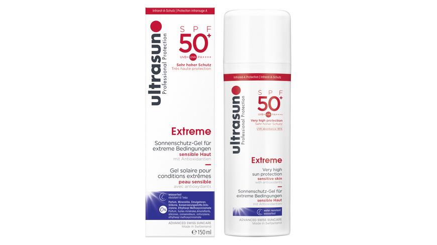 Ultrasun - Extreme SPF50 - Sonnencremes