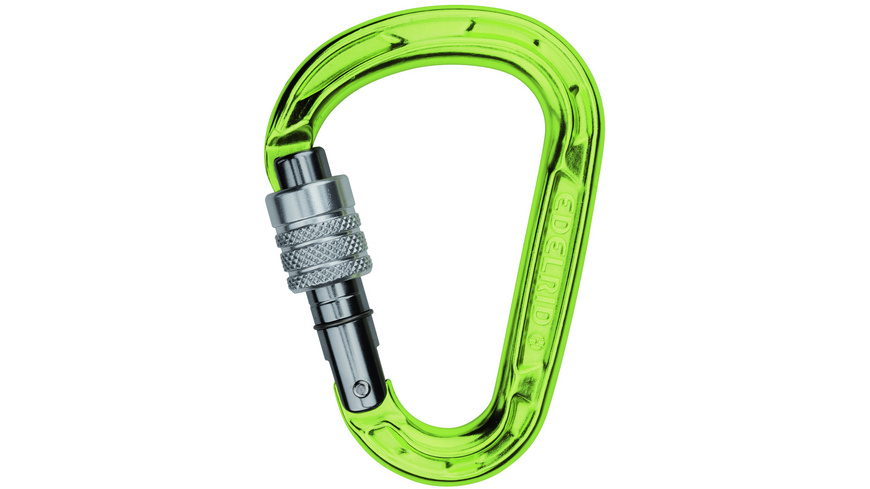 Edelrid - HMS Strike Screw - Karabiner