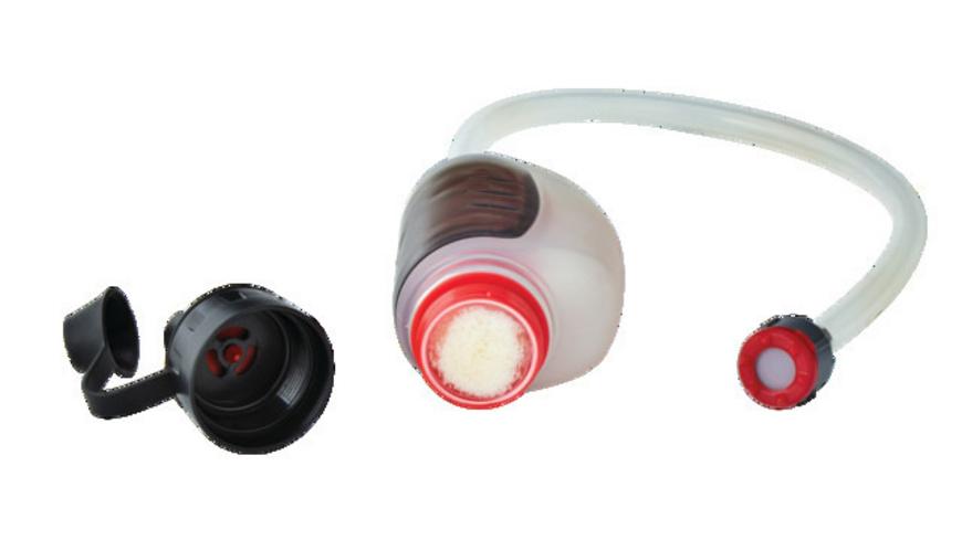MSR - TrailShot Mikrofilter - Wasserfilter Entkeimungsmittel